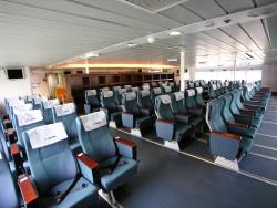 海洋拉拉號客艙